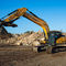 medium excavator / crawler / Tier 4 - final / construction
