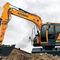 medium excavator / crawler / diesel / Tier 4 - final