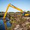 long-reach excavator / medium / crawler / Tier 4 - final