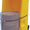 spill cart / drum / for containers