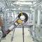 flat orbital tube-cutting machine