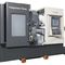 CNC milling-turning center / horizontal / 2-axis / double-turret