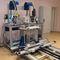 multi-parameter calibration and test bench / for dosimeter / mechanical