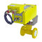 electric valve actuator / quarter-turn / 90° / butterfly