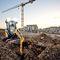 mini excavator / crawler / diesel / compact