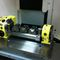 machine tool vise / pneumatic / low-profile / 5-axis