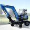 mini excavator / rubber-tired / Tier 3 / construction