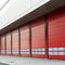 sectional door