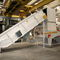 belt conveyor / for the recycling industry / for pallets / chip