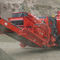 cone crushing and screening plant