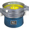 vibrating separator / sludge / for bulk materials / for solids