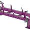 column type lift table / hydraulic / stationary / custom