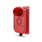alarm sounder with flashing beacon