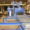 roller shot blasting machine / for profiles / for metal / continuous