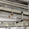 air-operated conveyor / for plastic bottles / empty container / modular