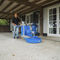 burnisher single-disc rotary floor machine