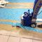 floor covering paint stripping machine