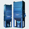 bag dust collector / mechanical shaker cleaning / compact / abrasive