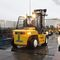 diesel forklift / ride-on / for the construction industry / for the wood industry