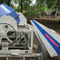 diesel concrete mixer / mobile / traditional