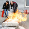 training flame generator