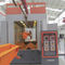 cyclone powder coating booth / automatic / fast color changing