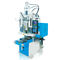 vertical injection molding machine / hydraulic / electric and hydraulic / for PVC