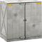 storage and dispensing cabinet / floor-mounted / door / composite