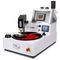 steel polishing machine / for metallographic samples / single-table / planar