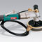 angle polisher / orbital / pneumatic / for all materials