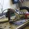 handheld polishing grinder / electric / compact