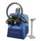 hydraulic bending machine / for tubes / profile / double pinch