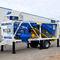 mobile concrete batching plant / automatic
