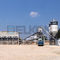 stationary concrete batching plant / compact