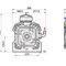 water pump / diaphragm / agriculture / low-pressure