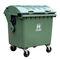 4-wheel waste bin