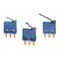 DIP switch / single-pole / precision / snap-action