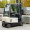 electric forklift / ride-on / industrial / outdoor
