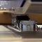 double-flap carton sealer / adhesive tape / semi-automatic