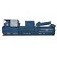 horizontal baling press / channel / for PET bottles / for film