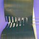flexible conveyor belt / PVC / polyurethane / for sorting systems
