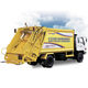 mobile waste compactor