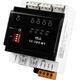 RS485 control module / output / temperature / 8-I/O