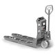 hand pallet truck / handling / scale / stainless steel