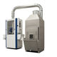 dust suction unit / for deburring machines