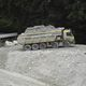 articulated dump truck / electric / for underground mining / for mining applications
