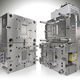 multi-cavity plastic injection mold / bi-material / mono-cavity / technical parts