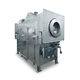 drying oven / rotary / stainless steel / for nuts