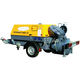 electric screed mixing and coveying machine