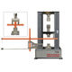 compression testing machine / tensile strength / for tubes / mechanical